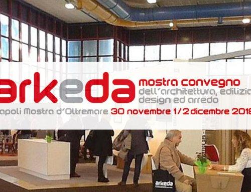 Arkeda 2018 – Mostra convegno sull'architettura