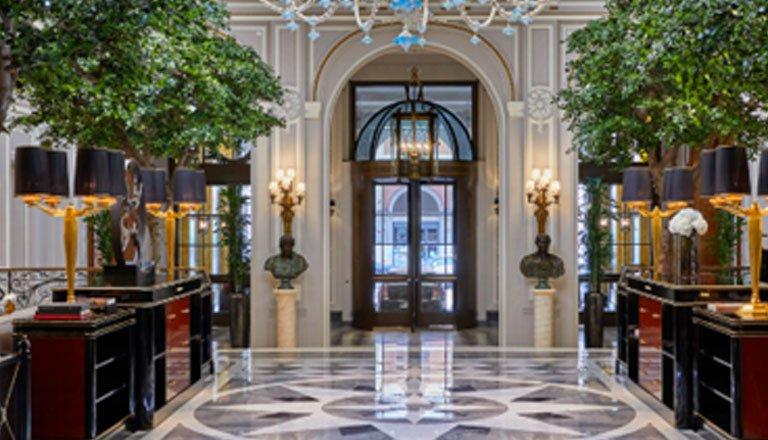 Luxury hotel: quando la luce diventa smart