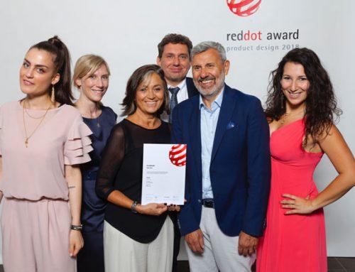 Red Dot Design Award 2018