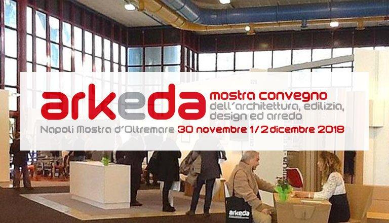 Arkeda 2018 - Mostra convegno sull'architettura