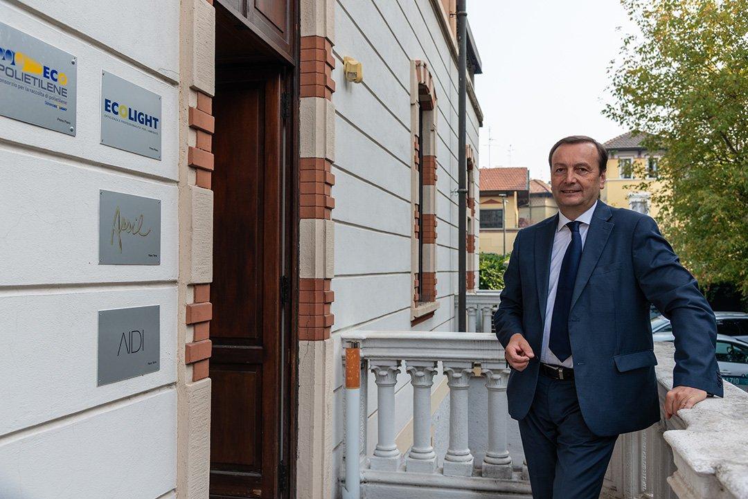 Gian Paolo Roscio, Presidente AIDI