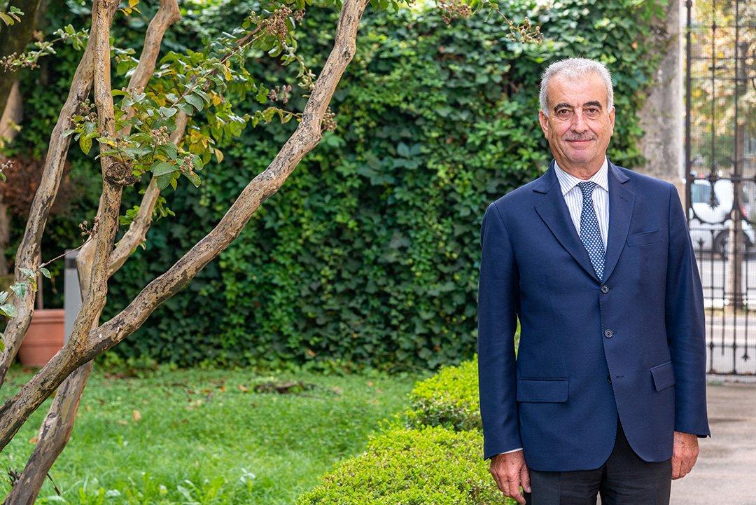 Dante Cariboni, Vice Presidente AIDI