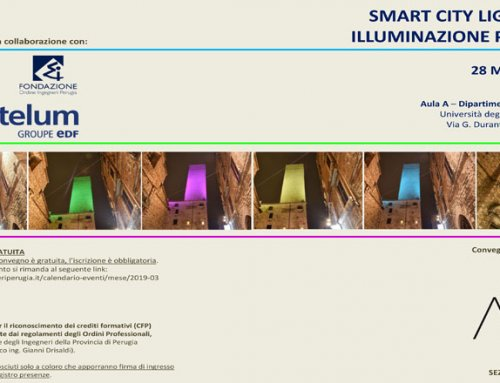Smart City Lighting & Illuminazione Pubblica