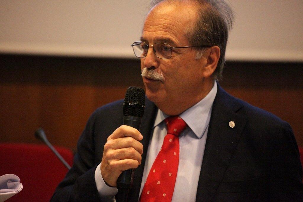Gianni Drisaldi, Presidente AIDI dal 2009 al 2014, ph. Giulio Crosara