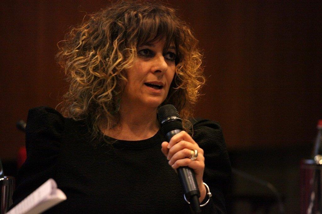 Margherita Suss, Presidente AIDI dal 2015 al 2017, ph. Giulio Crosara