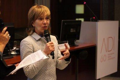 Laura Bellia, Responsabile tecnico-scientifico AIDI, ph. Giulio Crosara