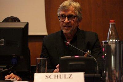 Andreas Schulz, Lighting designer, ph. Giulio Crosara