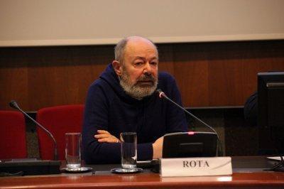 Italo Rota, Architetto, ph. Giulio Crosara