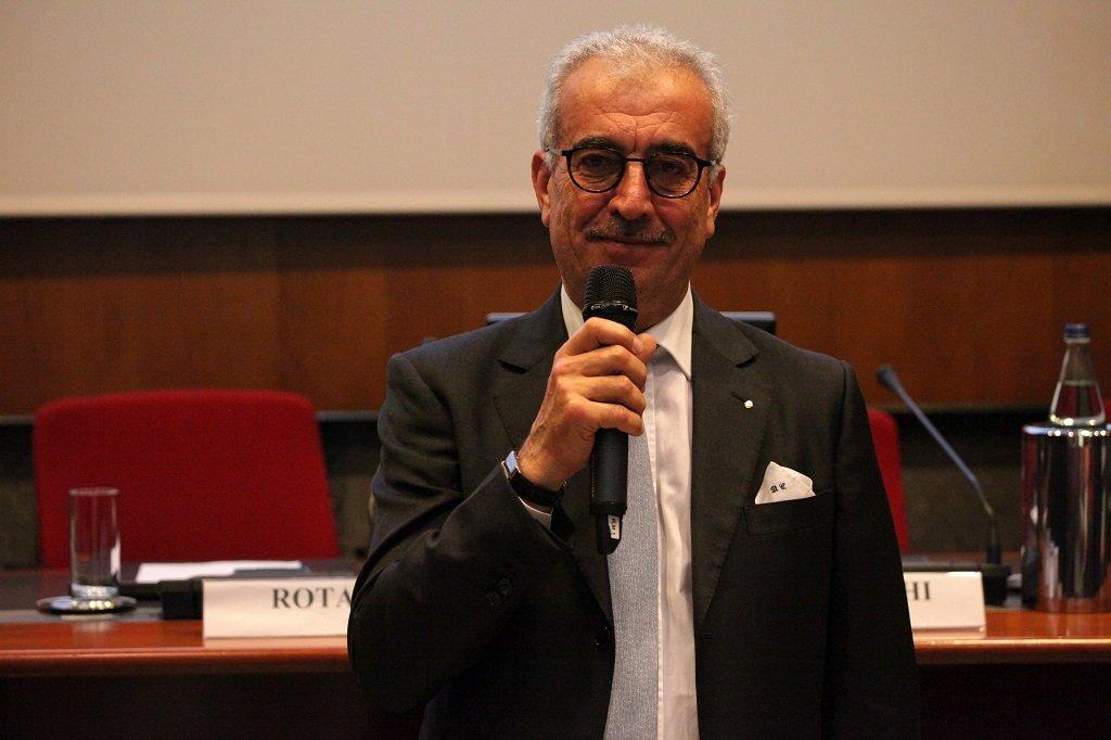 Dante Cariboni, Vice Presidente AIDI, ph. Giulio Crosara