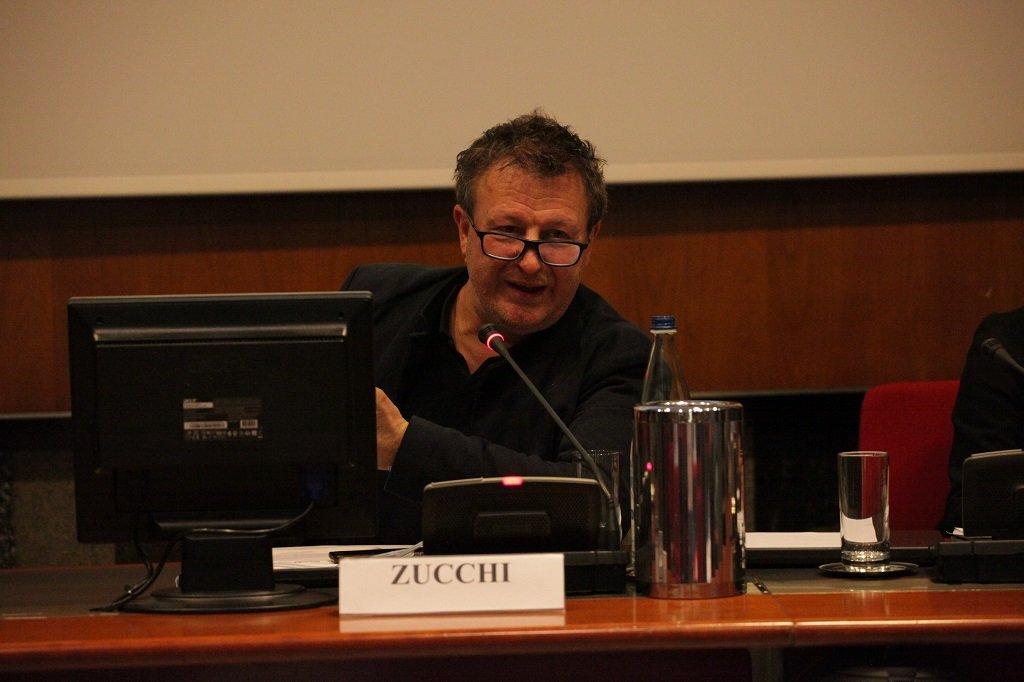 Cino Zucchi, Architetto, ph. Giulio Crosara