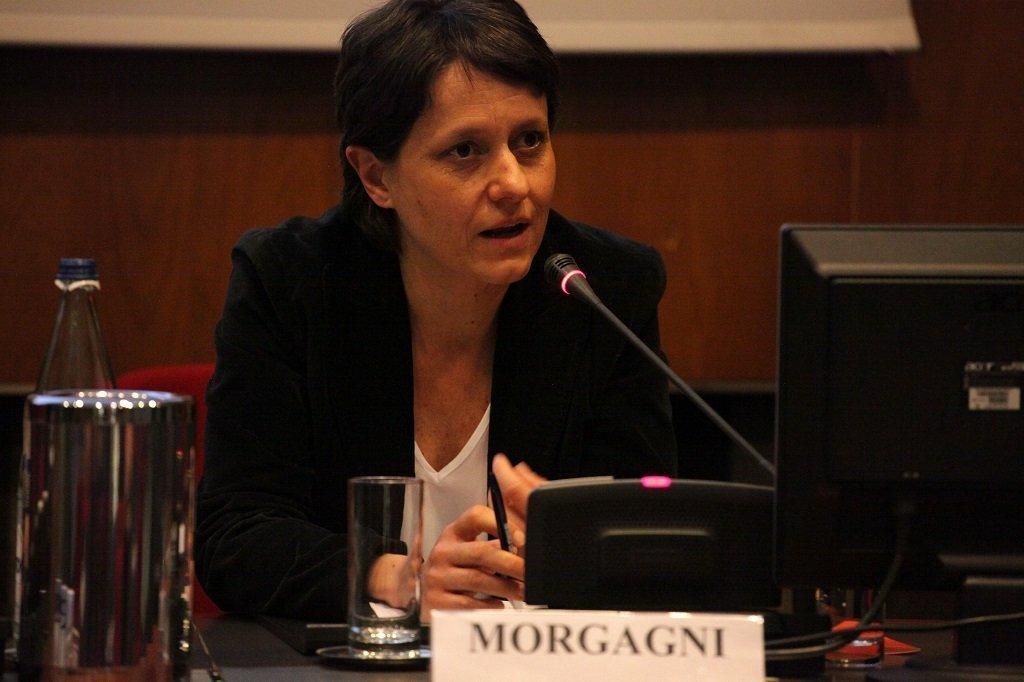 Laura Morgagni, Segretario Generale Smart Community Tech, ph. Giulio Crosara