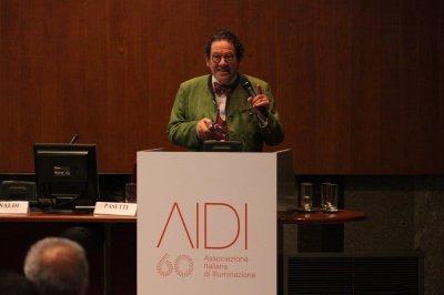 Philippe Daverio, giornalista e critico d'arte, ph. Giulio Crosara