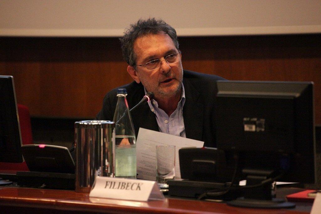 Marco Filibeck, Lighting designers, ph. Giulio Crosara