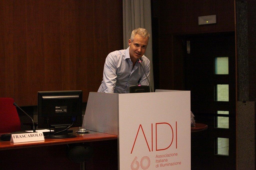Giacomo Rossi, Consigliere APIL, ph. Giulio Crosara