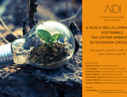 Città Sostenibile 2019 – Ecomondo, Fiera di Rimini