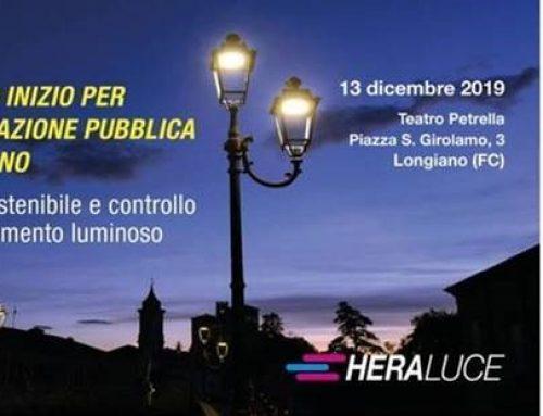 Un Nuovo Inizio per l'illuminazione pubblica di Longiano