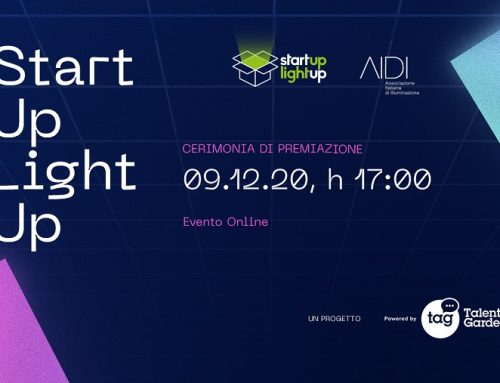 "Premiazione Concorso ""Start UP/Light UP"""
